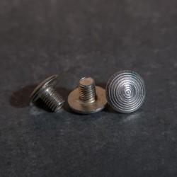 Clou podotactile acier