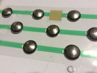 plot podotactile iziplot dans le kit, vue de dessus
